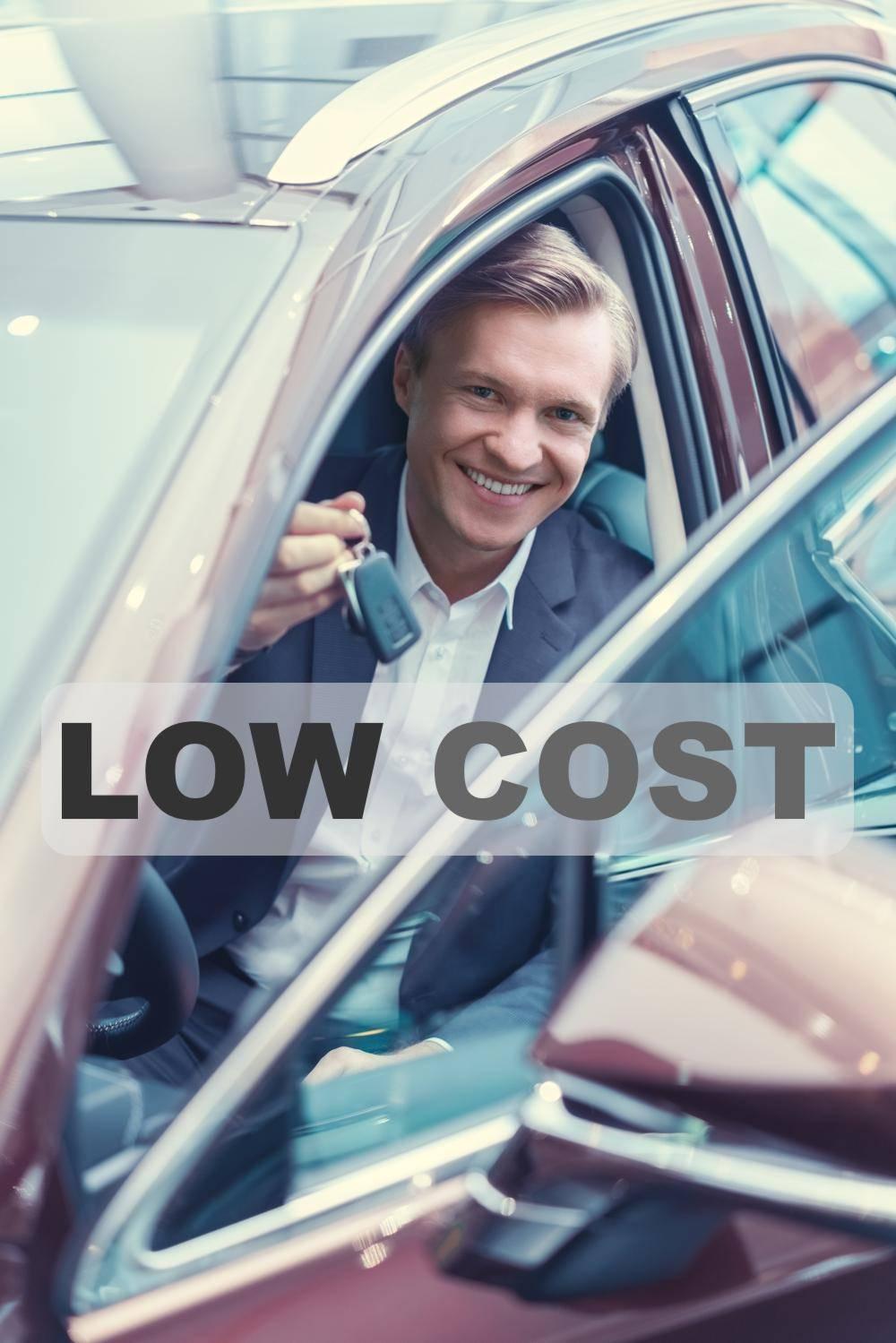 noleggio auto basso costo